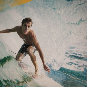 surfer abroad